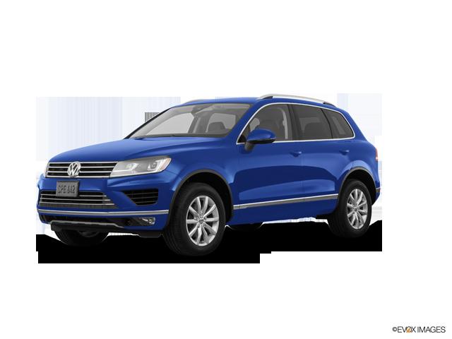 Volkswagen Touareg Sportline 3.6L 8sp at w/Tip 4M 2017