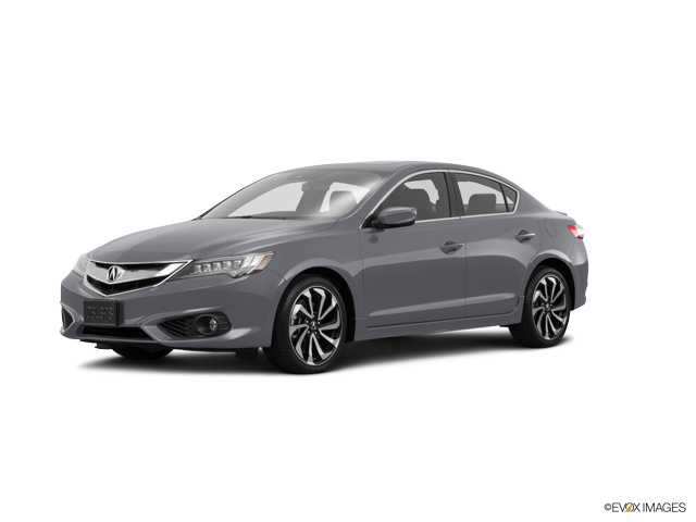 2018 Acura ILX A-Spec 8DCT