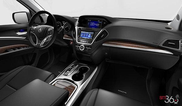 2018 Acura MDX At