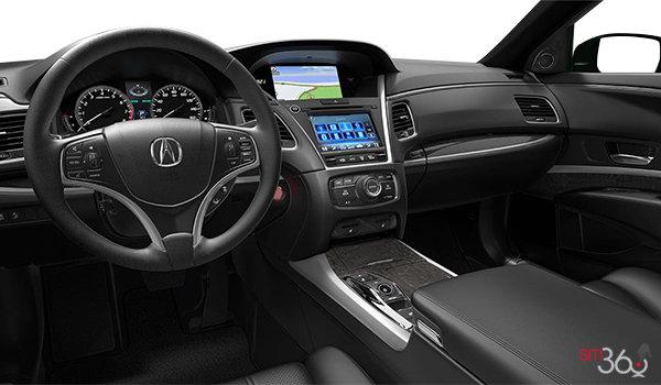 2018 Acura RLX E-AWD w/Tech Pkg