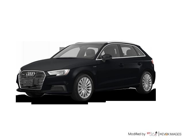 New Audi A SPORTBACK ETRON TECHNIK For Sale Audi - 2018 audi a3 sportback e tron
