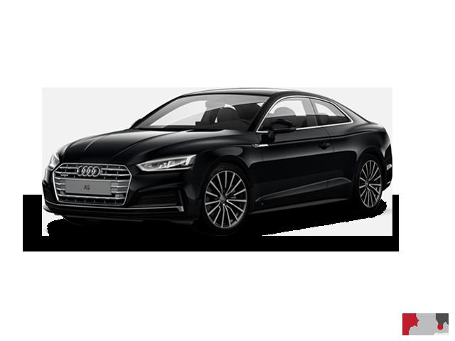 2018 Audi A5 2.0T Progressiv quattro 6sp Cpe