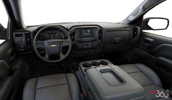 2018 Chevrolet Silverado Z71 1500 4WD LT Crew LT