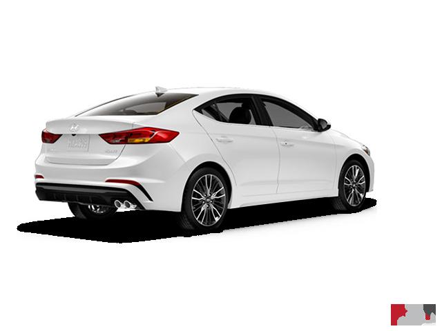 2018 Hyundai Elantra SPORT AUTO