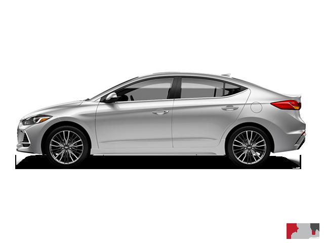 2018 Hyundai Elantra SPORT TECH AUTO