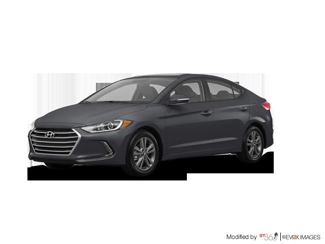 2018 Hyundai Elantra GL SE