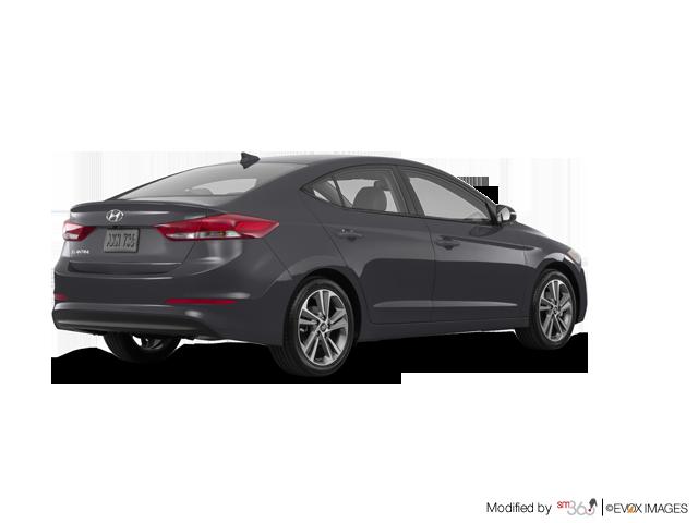 2018 Hyundai Elantra GLS AUTO
