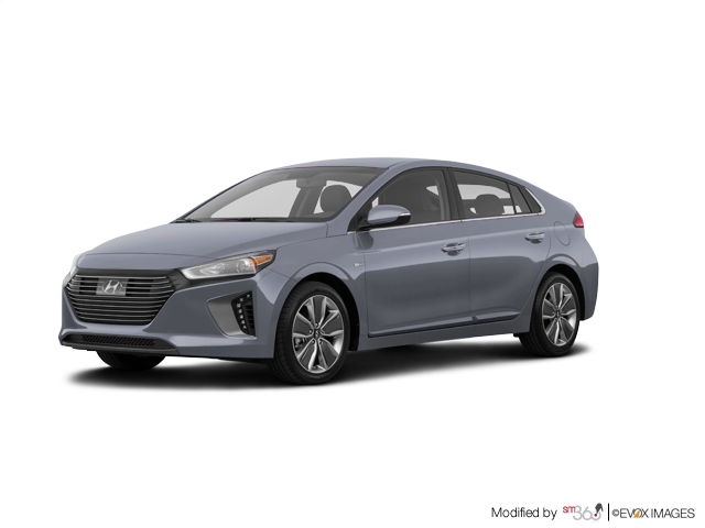 Hyundai IONIQ HYBRID Limited with Technology 2018