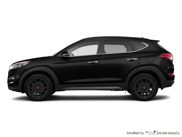 2018 Hyundai Tucson NOIR EDITION