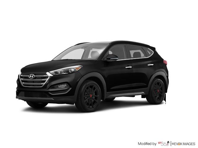 Hyundai Tucson Noir 2018