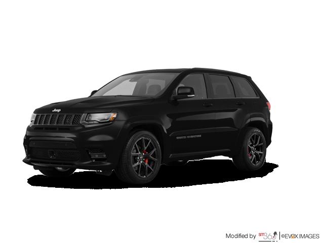2018 Jeep Grand Cherokee SRT