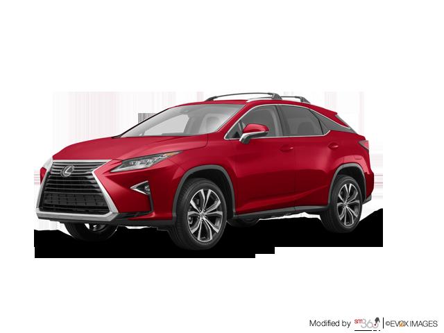 Lexus RX RX-350 2018