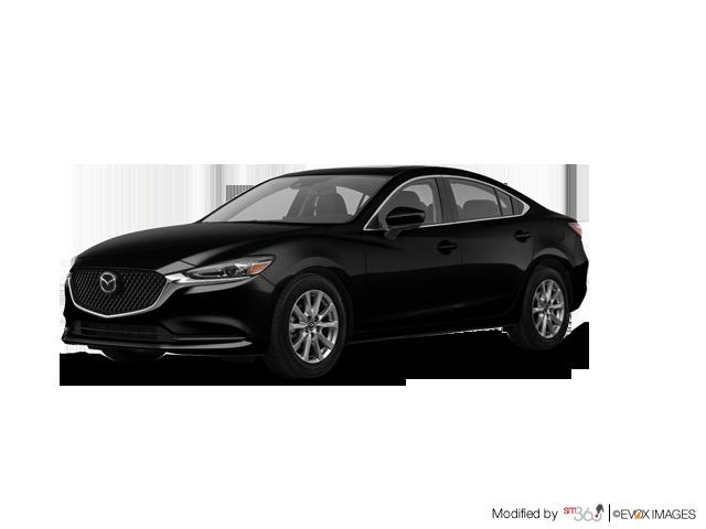 2018 Mazda MAZDA 6 GT