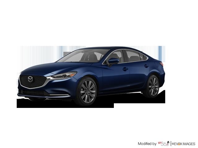 Mazda Mazda6 GT 2018
