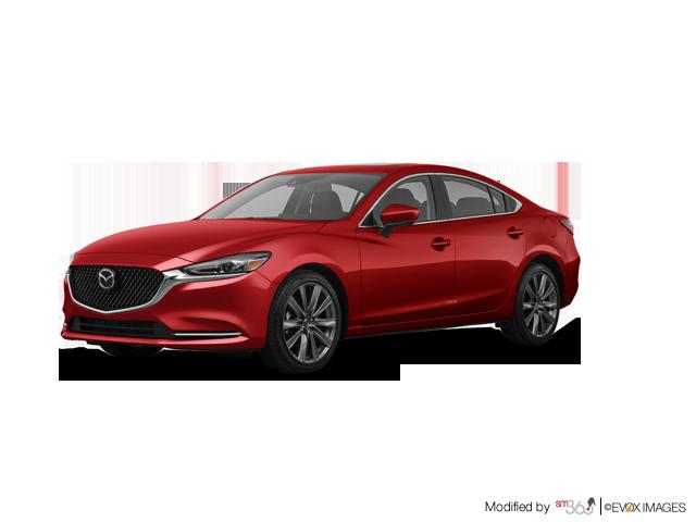 Mazda Mazda6 GT at (2) 2018