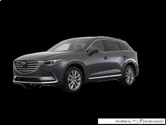 Mazda CX-9 SIGNATURE Signature 2018