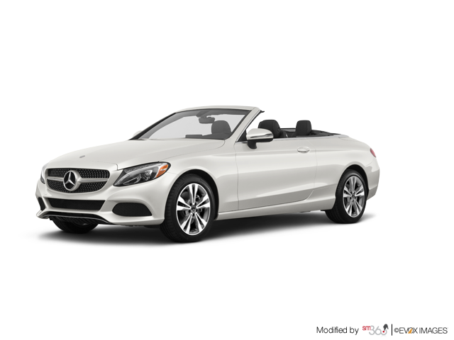 2018 Mercedes-Benz C300 4MATIC Cabriolet