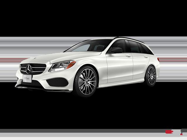 2018 Mercedes-Benz C300 4MATIC Wagon
