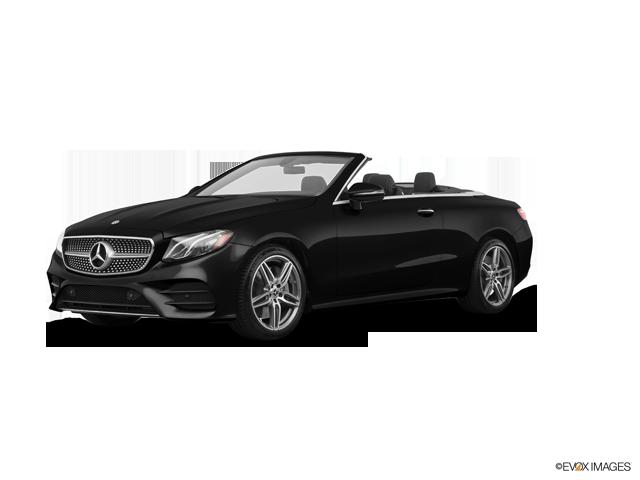2018 Mercedes-Benz E400 4MATIC Cabriolet