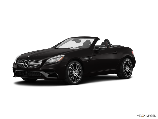 2018 Mercedes-Benz SLC43 AMG Roadster
