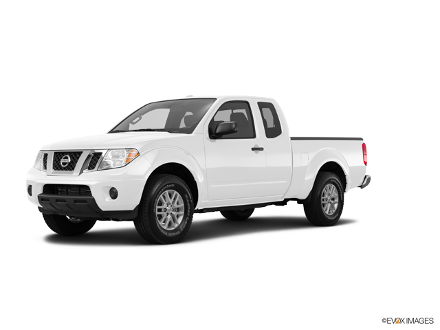 2018 Nissan Frontier Crew Cab SV Long Bed 4x4 Auto