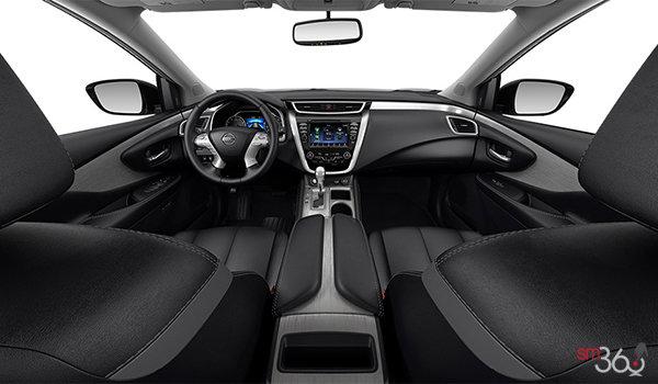 2018 Nissan Murano AWD Platinum