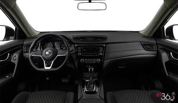 2018 Nissan Rogue 4dr AWD SL