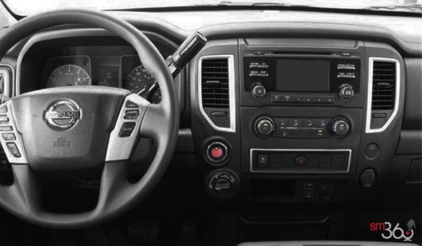 2018 Nissan Titan 4x4 Crew Cab Platinum