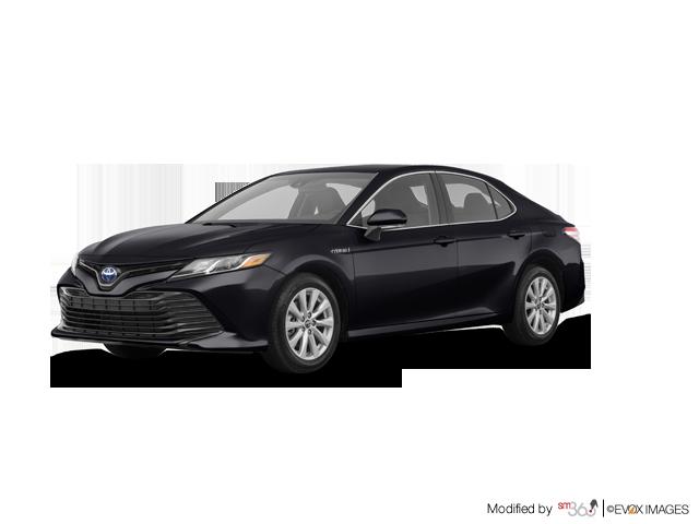 Toyota CAMRY HYBRIDE XLE LA20 2018