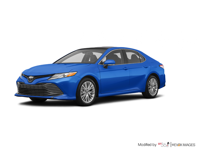2018 Toyota CAMRY XLE V6 WITH BOOKS / NO SD CARD