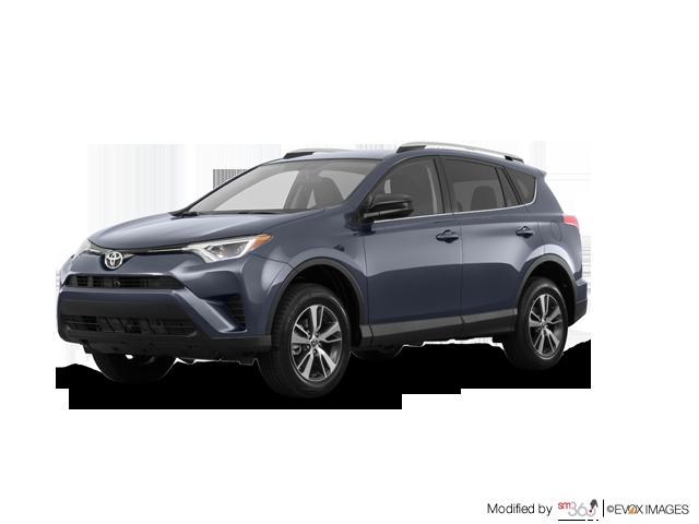 2018 Toyota RAV4 AWD LE FB20