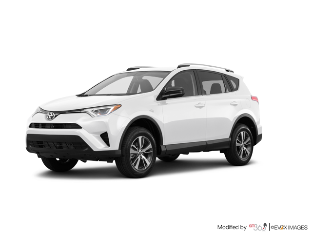 2018 Toyota RAV4 FWD LE WITH BOOKS NO SD CARD