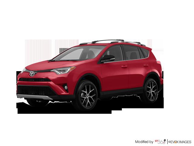 Toyota RAV4 AWD SE EB20 2018