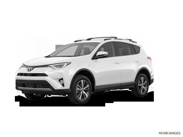 2018 Toyota RAV4 AWD XLE FC20