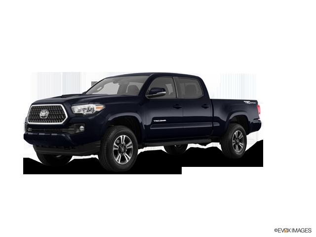 Toyota TACOMA 4X4 DOUBLECAB V6 6A FD15 2018