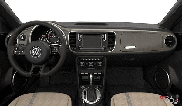 2018 Volkswagen BEETLE DÉCAPOTABLE COAST