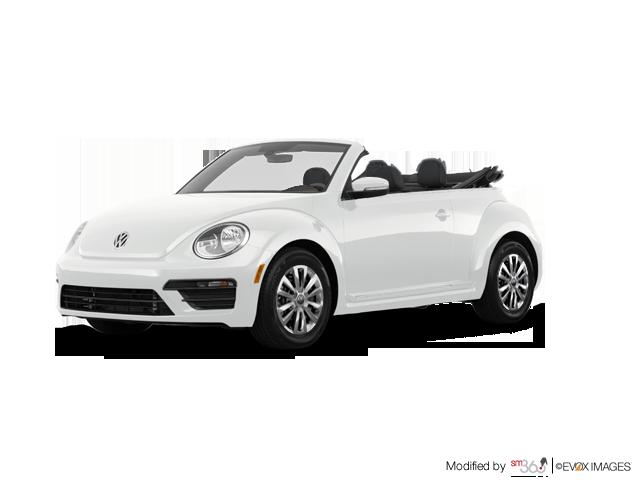 2018 Volkswagen Beetle CONV TRENDLINE