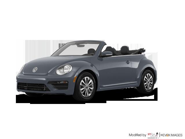 Volkswagen BEETLE DÉCAPOTABLE TRENDLINE 2018