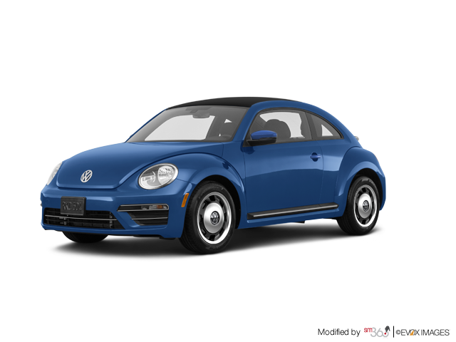 2018 Volkswagen The Beetle Coast 2.0T 6sp at w/Tip