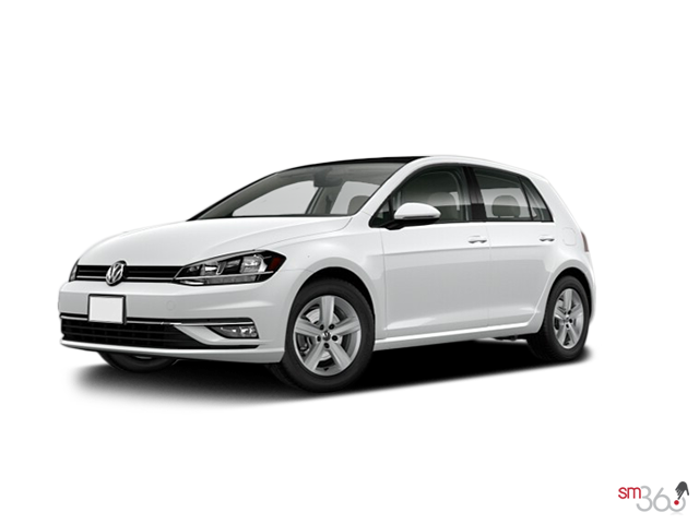 Volkswagen Golf Comfortline 5-door Manual 2018