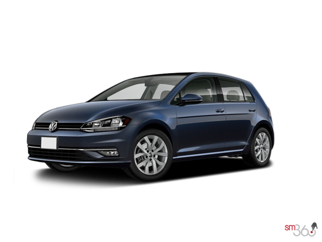 Volkswagen Golf 5-Dr 1.8T Highline 5sp 2018