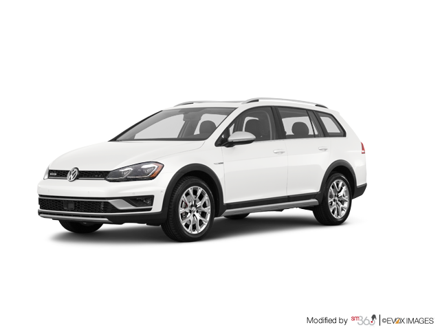 2018 Volkswagen GOLF ALLTRACK 4MOTION
