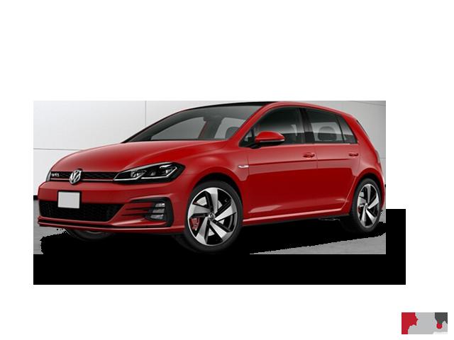 Volkswagen Golf GTI 5-Dr 2.0T Autobahn 6sp DSG at w/Tip 2018