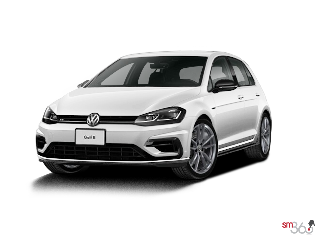 2018 Volkswagen Golf R BASE
