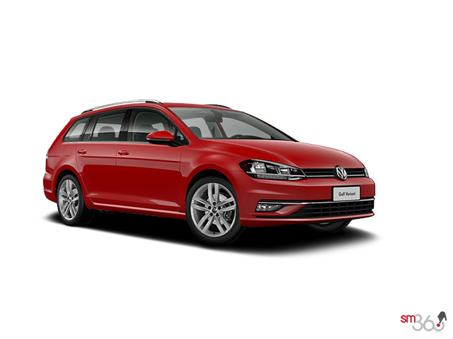 Volkswagen Golf Sportwagen 1.8T Highline DSG 6sp at w/Tip 4MOTION 2018