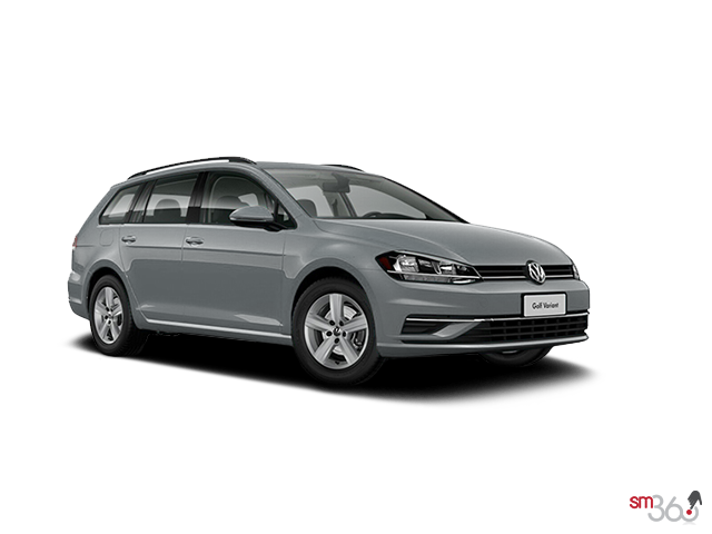 2018 Volkswagen Golf Sportwagen 1.8T Trendline DSG 6sp at w/Tip 4MOTION