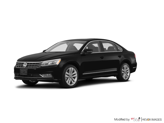 Volkswagen Passat 4dr Sedan 2.0 TSI Highline 2018