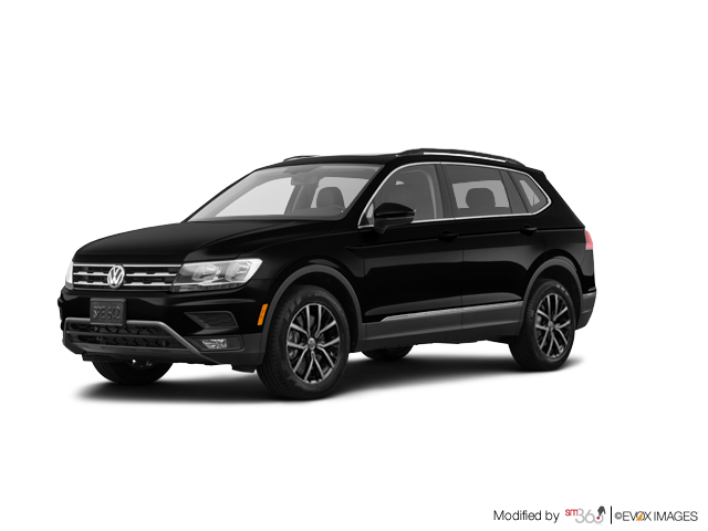 2018 Volkswagen Tiguan Comfortline 2.0T 8sp at w/Tip 4MOTION