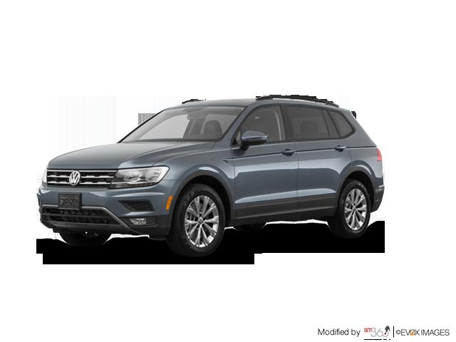 Volkswagen Tiguan Trendline 2.0 8sp at w/Tip 4MOTION 2018