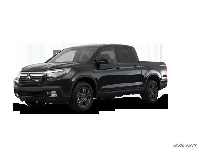 2019 Honda Ridgeline RIDGELINE BLACK EDTN